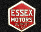 Essex Motors Detroit (Hudson) 1918 bis 1932